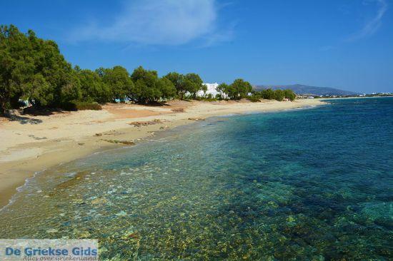 Strand Kastraki Naxos